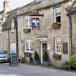 The Angel at Burford Resmi