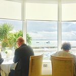 Champagne Afternoon Tea with a panoramic view