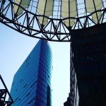 Podsdamer Platz- Sonycenter