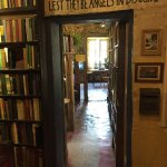 Photo of Shakespeare and Company
