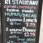 meal deals at Oxford's Grill