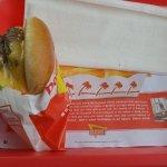 A Double-Double burger