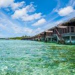 Photo de Medhufushi Island Resort