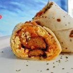 Breakfast Buritto! - wrapped up with goodness