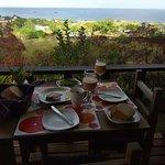 Desayuno en Manaora