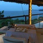 Restaurant mit atemberaubendem Blick