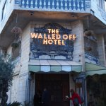 The Walled Off Hotel -A must see