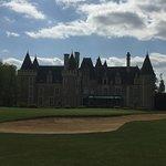 Parcors de Golf avec vue sur le château