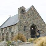 Chiesa del Buon Pastore, Lago Tekapo