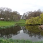 Liselund Ny Slot and garden