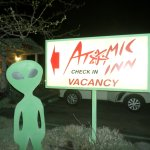 This place is near Area 51