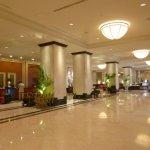 Nagoya Marriott Associa Hotel 15th floor lobby area