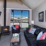 Condo Living Room View