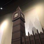 Chocolate Sculpture of Big Ben