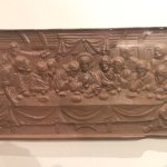 The Last Supper Chocolate Sculpture