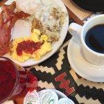 The View Restaurant - breakfast