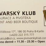 Photo de Pivovarsky klub