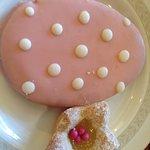 Easter buffet desserts