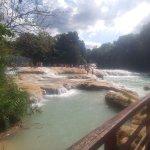 Photo de Cascadas de Agua Azul