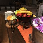 Continental breakfast - Fresh fruit