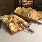 Continental Breakfast - Bagels, bread