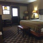 Very nice room at Bryce Canyon Lodge