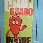 Mmmm. Chili Guaro.