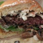 5 inch hamburger