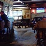 General bar, diner area