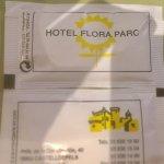 Photo de Hotel Flora Parc