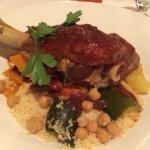 Roast Lamb Meshoui