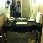 Lovely vanity.
