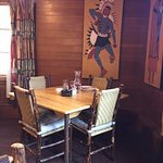 Bryce Canyon Lodge Restaurant  - nice decor