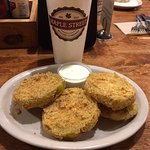 Yes - Great Fried Green Tomatoes (For Breakfast)