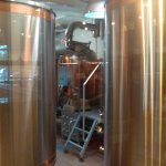 Brewing room.
