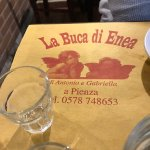 Photo de La Buca di Enea