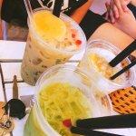 Zdjęcie Rich Coffee and Milk Tea