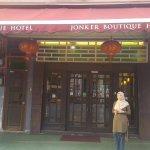 Photo de Jonker Boutique Hotel