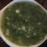 Try the green salsa! Your going to love it!