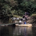 The boat, and accessing Great Bear Rainforest