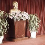 Bust of Ho Chi Minh