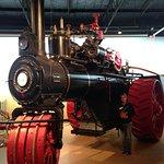 Huge antique tractors!