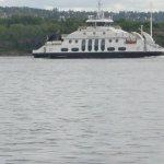 Паром между островами Ослофьорда