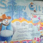 Snow City attractions