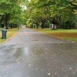 main path of Queens Park