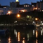 Habour by night