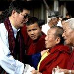 Cheophelling Tibetan Lama Camp, Miao.