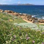 Agii Apostoli Beach Foto