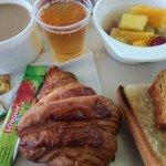 petit dejeuné
