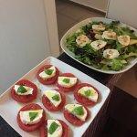 Saladas 🍃🌱